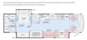 Winnebago Floor Plans Class C 12 must see bunkhouse rv floorplans welcome to the