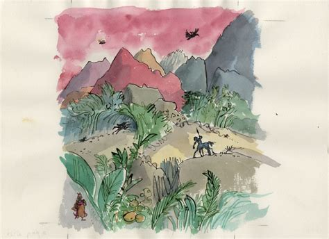 libro quentin blakes magical tales prepare for serious nostalgia at this quentin blake gallery londonist