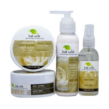 Jual Masker Wajah Bali Ratih jual bali ratih paket scrub butter lotion mist set