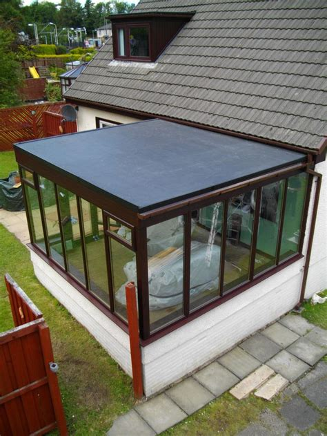 sunroom roof replacement sunroom sun room epdm firestone one piece rubber