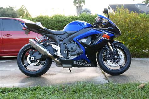 Suzuki Gsxr 600 Turbo 2007 Suzuki K7 Gsxr 600 5800 Obo Looking For Trade
