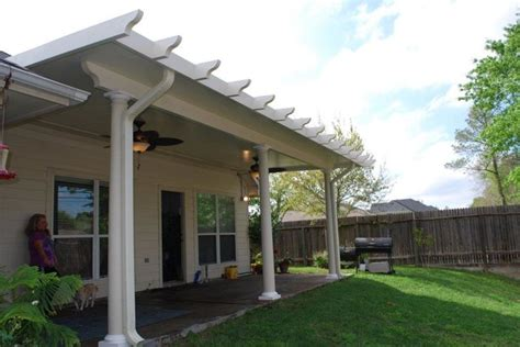 insulated patio cover patio cover insulated aluminum metal patio houston by affordable shade patio covers