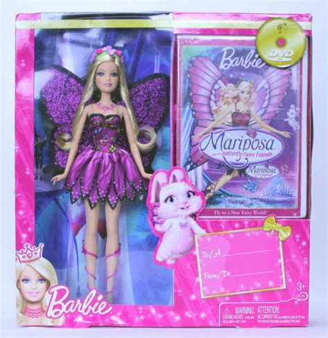 Mattel Dvd A Secret mattel t8102 mariposa dvd and doll gift set ebay