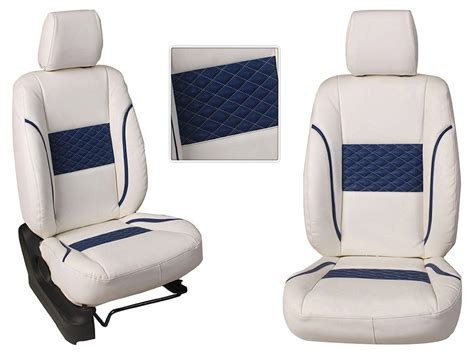 seat covers for dzire maruti dzire 2017 custom fit leatherette 3d car seat