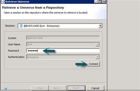 sap tutorial idt sap idt dealing with published universes