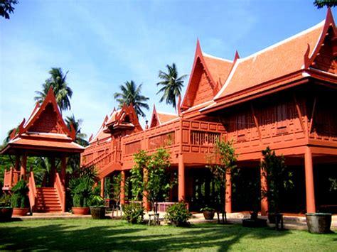 Thailand Home Design News Thai House Styles Design