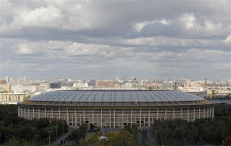 2012 russia a valanga 4 1 sulla repubblica foto russia scelte le citt 224 per i mondiali 2018 1 di 16