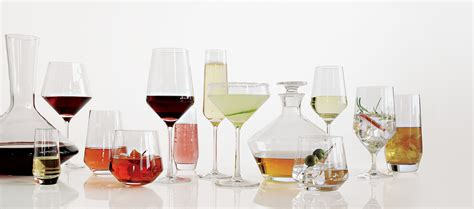 crate and barrel barware glassware drinkware and cocktail glasses crate and barrel