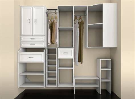 Closet With Drawers And Shelves by Simple Dressing Room With Closet Cabinets Closet