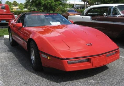 bright 1986 corvette paint cross reference