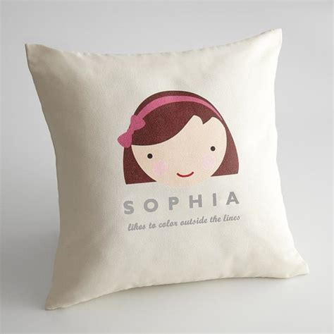 Personalized Pillows by Personalized Faces Pillow Covers Holycool Net