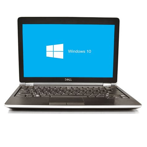 Laptop Dell Windows 10 blairtg dell latitude e6220 laptop i5 2 5ghz 4gb ram 250gb windows 10