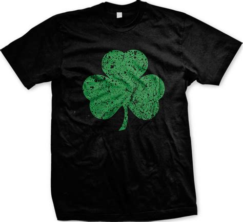 st s day shirt shamrock clover lucky charm st patricks day mens t shirt ebay