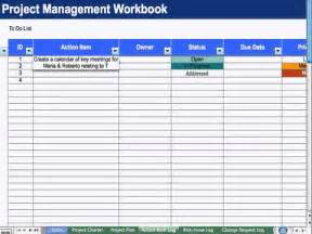 item tracker template 4 item list project management