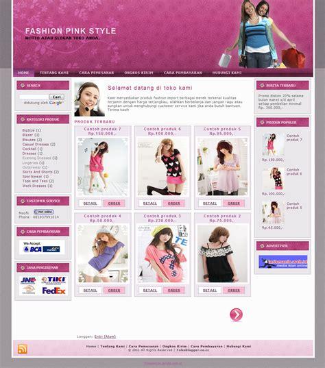 template toko online 3 kolom herlyna shop online template toko online blogspot