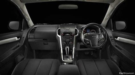 Isuzu Dmax Interior by Review Isuzu D Max Ls U Review And Road Test