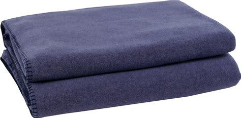 zoeppritz soft fleece decke 160x200 zoeppritz soft fleece blanket in indigo interismo uk