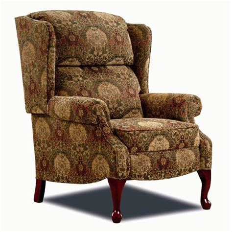 queen ann recliner lane hi leg recliners traditional savannah hileg recliner