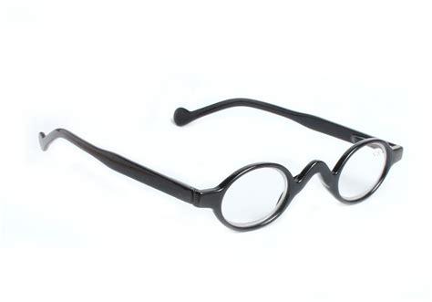 designer glasses small oval vintage retro readers