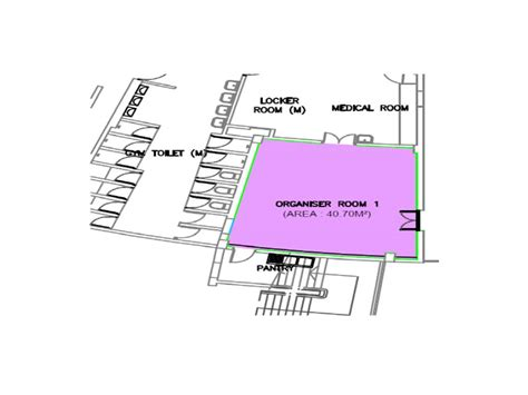 stadium floor plan stadium negara venue directory
