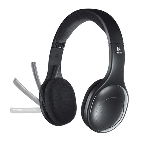 Logitech Wireless Headset H800 logitech wireless headset h800 for pc tablets and smartphones electronics