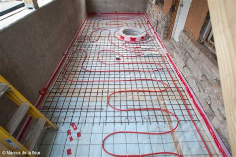 insulation reshaping our footprint in floor heating