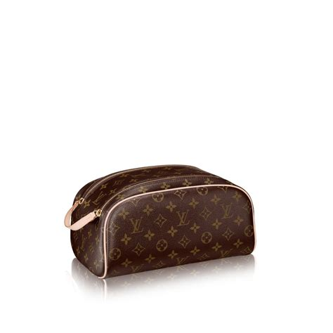 Bag Lv Toiletry 161171 louis vuitton king size toiletry bag in brown for lyst