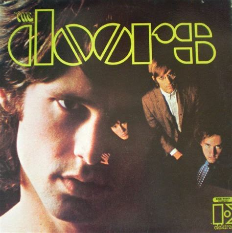 the doors released their self titled debut album fifty