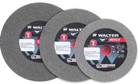 bench grinder wheels walter bench grinding wheels weldingoutfitter com