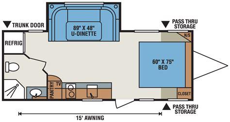 spree rv floor plans 2016 spree escape e200rbs ultra lightweight travel trailer