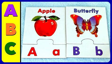 Learning Puzzle learn abc alphabet with learning puzzles abc learning