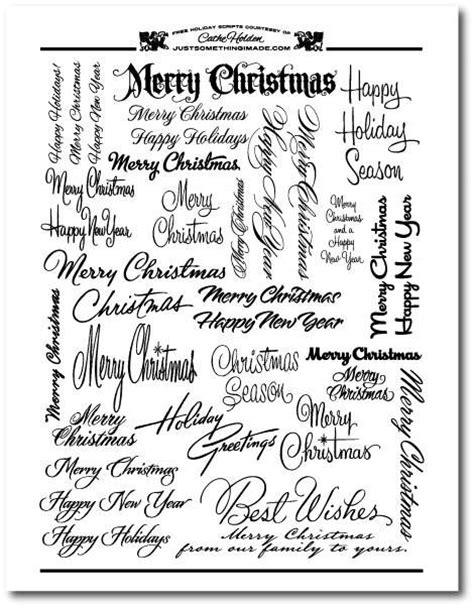 printable christmas dingbats scripts holiday and holiday fonts on pinterest
