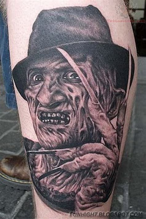 horror tattoos for men horror tattoos designs ideas page 6