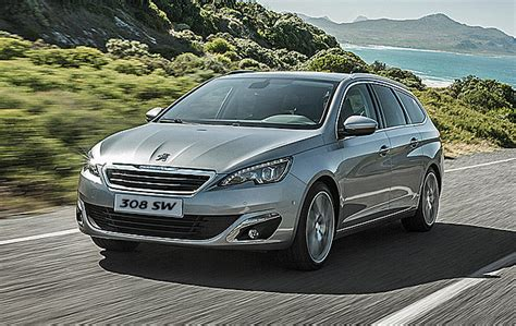 peugeot estate 308 peugeot 308 sw estate car peugeot malta motion emotion