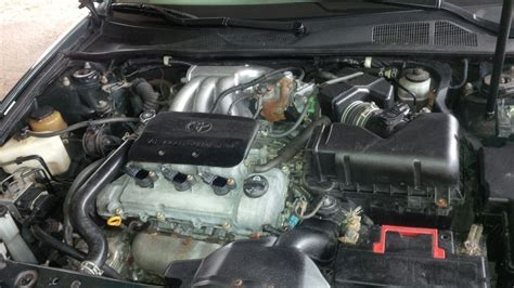 still cleaning cam very clean tokunbo 02 03 camry big daddy for sale at 1