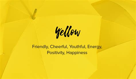 meaning of the color yellow yellow color meanings impremedia net