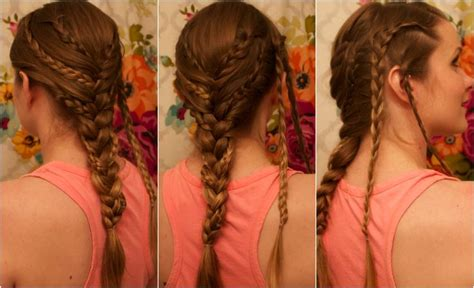 1940s french braids plait world war 2 the huntsman winter s war sara s braid hair pinterest