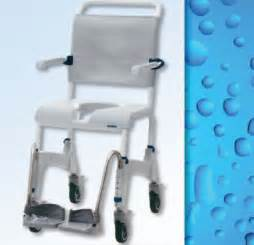 handicap shower commode chair from accessible environments