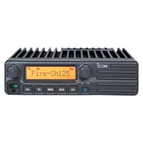 icom mobile icom ic f1721d vhf mobile radio