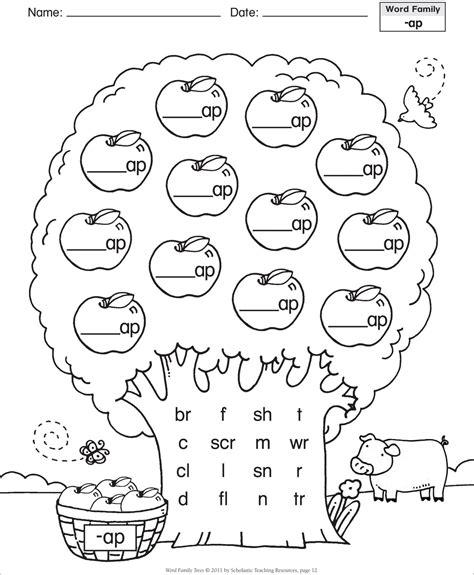 best of at family worksheets for kindergarten worksheet