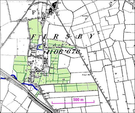 Landscape Evolution Definition Margins Of The East Fen Historic Landscape Evolution
