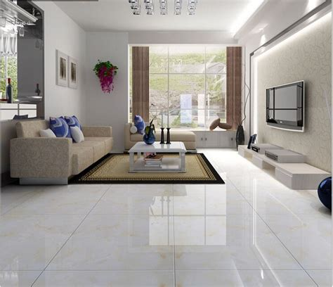 white tile living room floor tile living room cast glazed tiles 800x800 skid vitrified 9b827 porcelain floor tiles