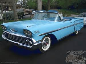 1958 chevrolet impala convertible for sale