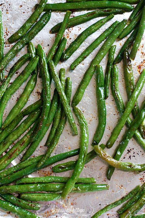 can dogs eat string beans roasted parmesan green beans skinnytaste