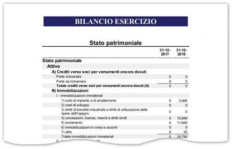 deposito bilancio di commercio la storia bilancio in formato xbrl per deposito alla cciaa