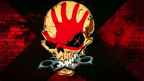 five finger death punch covers five finger death punch way of the fist album cover www