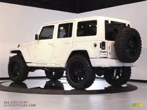 All White Jeep Wrangler Unlimited 2011 Jeep Wrangler Unlimited 4x4 In Bright White