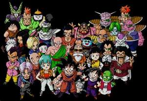 dragon ball images dragon ball characters group picture wallpaper background photos