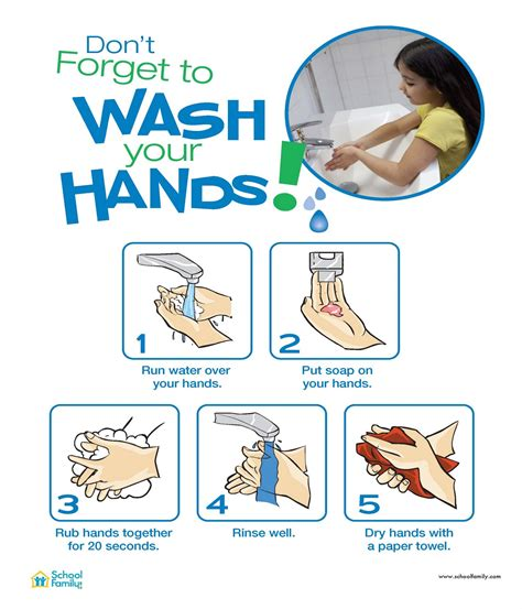 printable hand washing poster jennifer smith s instructional technology and tips