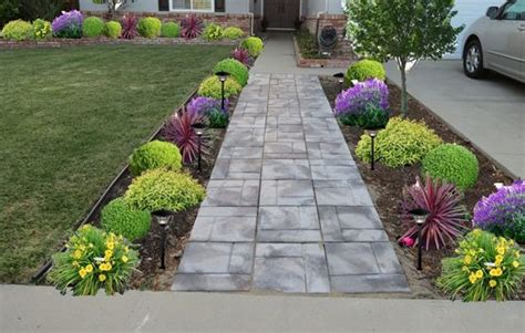 ideas  tips  landscaping  front yard